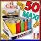 Ciao Maxi Fantasia Sweets - Box da 50 Accendini