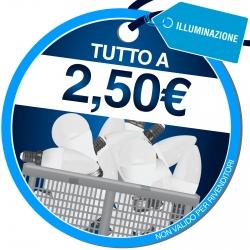 Lampadine LED E27 o E14 a 2,50€ Acquistandone Almeno 20