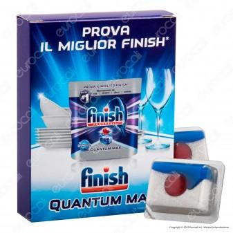 Finish Quantum Max - Campione Omaggio