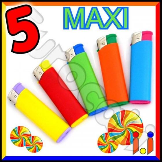 Ciao Maxi Fantasia Sweets - 5 Accendini