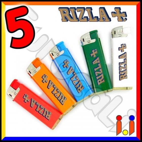 Ciao Fantasia Rizla Color - 5 Accendini