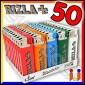 Ciao Fantasia Rizla Color - Box da 50 Accendini [TERMINATO]