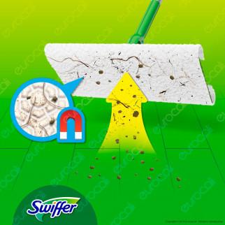 [EBAY] Kit Swiffer XXL Scopa con 8 Panni di Ricambio per la Pulizia del Pavimento