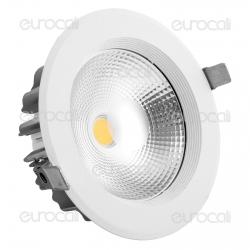 V-Tac VT-2635 Faretto LED da Incasso Rotondo 30W COB - SKU 1217 / 1218 / 1219
