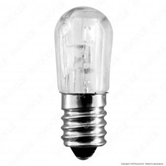 Daylight Lampadina Votiva LED E14 0,3W Bulb Luce Calda 24V - mod. 700094.00A