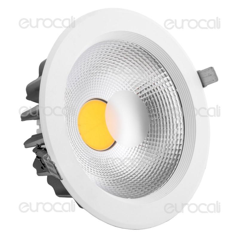 V-Tac VT-2645 Faretto LED da Incasso Rotondo 40W COB