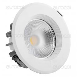 V-Tac VT-2625 Faretto LED da Incasso Rotondo 20W COB - SKU 1214 / 1215 / 1216
