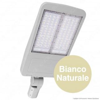 V-Tac PRO VT-152ST Lampada Stradale LED 150W Lampione SMD Chip Samsung Fascio Luminoso Type 3M - SKU 887 / 888