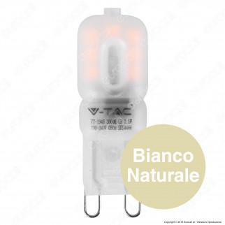V-Tac VT-1946 Lampadina LED G9 2,5W Bulb - SKU 4466 / 4467 / 4468
