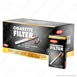 Atomic Cigarette Filter Eco Pack Microbocchini in Plastica Riutilizzabili per Sigarette Standard - Box 24 Scatoline da 24