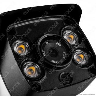 V-Tac VT-5136 Telecamera di Sorveglianza IP a Colori Security Camera 1080p IP65 - SKU 8479