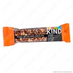 Be-Kind Snack con Burro di Arachidi e Cioccolato Fondente - 1 Barretta da 40g