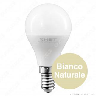Bot Lighting Shot Lampadina LED E14 7,5W MiniGlobo P45 - mod. ELD3010X2 / ELD3010X3 / ELD3010X1