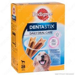 Pedigree Dentastix Large per l'igiene orale del cane - Confezione da 28 Stick