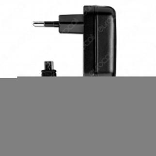 Switel M230 Mobile Telefono Cellulare per Portatori di Apparecchi Acustici Colore Nero / Argento