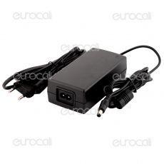 V-Tac Alimentatore 60W 12V Plug&Play con Jack 2.1