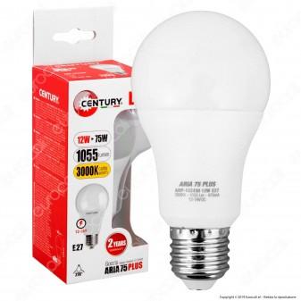 Century Aria 75 Plus Lampadina LED E27 12W Bullb A60 12-24V DC - mod. ARP-122430 / ARP-122440