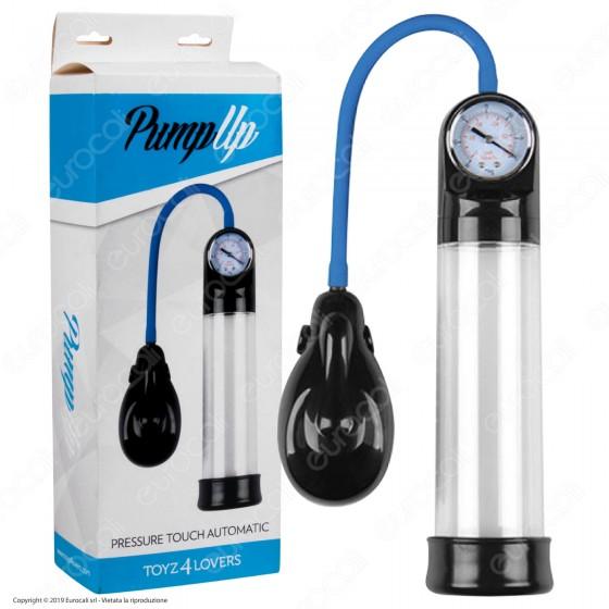 Toyz4Lovers Pressure Touch Automatic - Sviluppatore per il Pene a Pompa Automatico