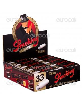 Smoking Filtri In Carta - Scatola da 50 Blocchetti
