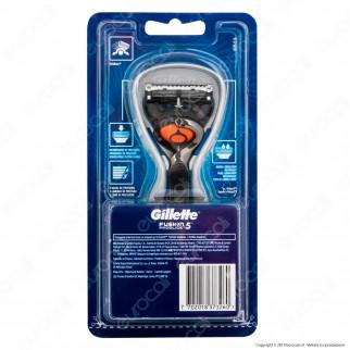 Gillette Fusion Proglide Flex Ball Rasoio a 5 Lame