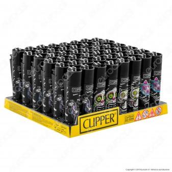 Clipper Large Fantasia Animal Skeletons - Box da 48 Accendini