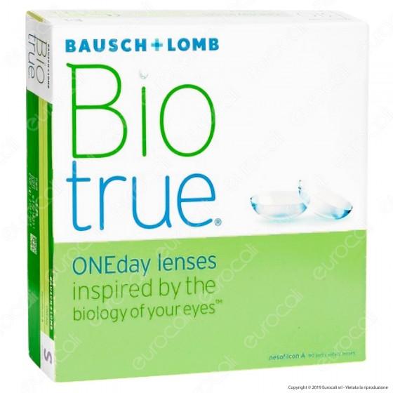 Bausch + Lomb BioTrue OneDay - 90 Lenti a Contatto Giornaliere