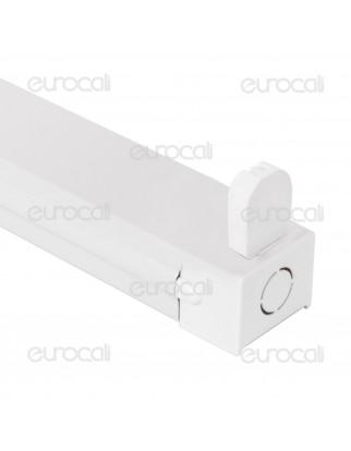 V-Tac VT-12020 Plafoniera Singola per Tubi LED T8 da 120cm - SKU 6054