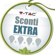 Extra Sconti per Utenti Registrati su Lampadine LED V-Tac
