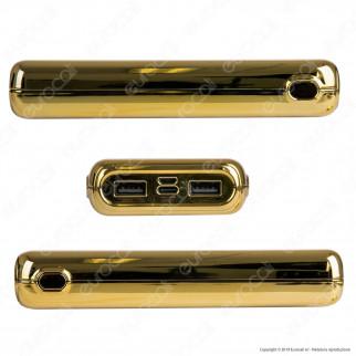 V-Tac VT-3523 Power Bank Portatile 20000 mAh 2 Uscite USB 2A - SKU 8908