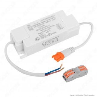 V-Tac PRO VT-2-16 Faretto LED SMD 16W da Incasso Quadrato 38° CRI≥90 Chip Samsung - SKU 993 / 992 / 991
