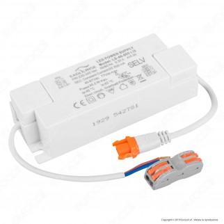 V-Tac PRO VT-2-36 Faretto LED SMD 36W da Incasso Quadrato 12° CRI≥90 Chip Samsung - SKU 984 / 983 / 982