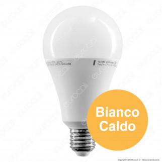 V-Tac PRO VT-233 Lampadina LED E27 20W Bulb A80 Chip Samsung - SKU 237 / 238 / 239