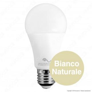 FAI Lampadina LED E27 10W Bulb A60 24V AC / DC - mod. 5196/24/CA / 5196/24/CO