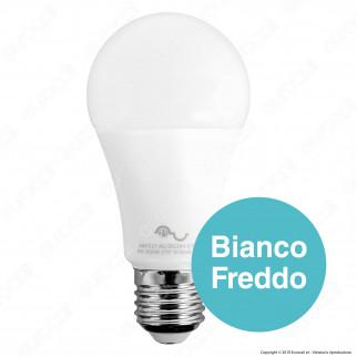 FAI Lampadina LED E27 7W Bulb A60 24V AC / DC - mod. 5196/24/FR