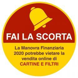 Manovra 2020: stop alla vendita online di filtri e cartine. Ti consigliamo di fare subito la tua scorta!
