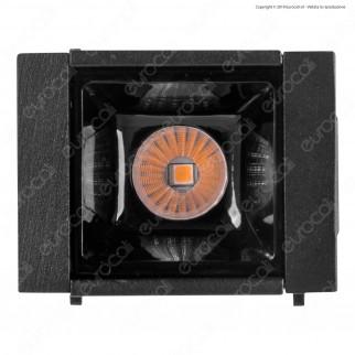 V-Tac PRO Magnetic Linear Spotlight Faretto LED Magnetico 1W Nero CRI≥90 30° - SKU 7958 / 7959