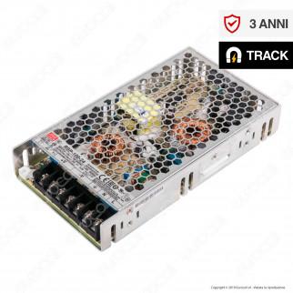 V-Tac Alimentatore 100W 24V Per Uso Interno a 2 Uscite con Morsetti a Vite - SKU 11144