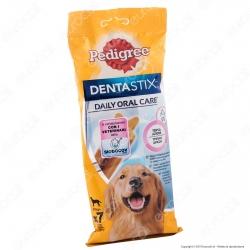 Pedigree Dentastix Large per l'igiene orale del cane - Bustina da 7 Stick