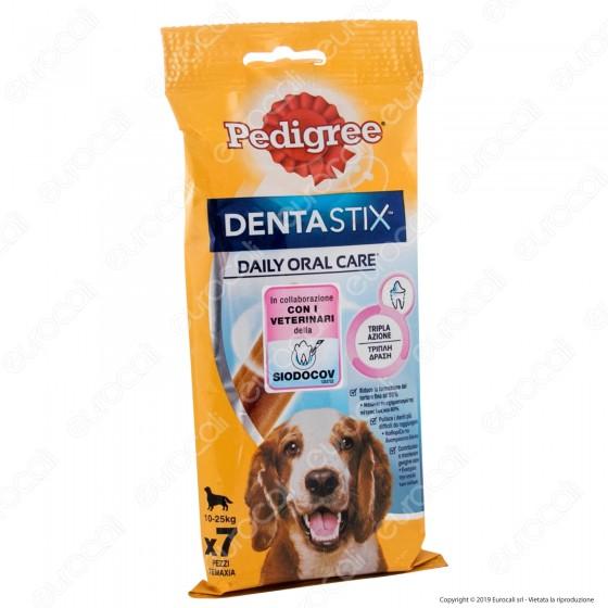 [EBAY] Pedigree Dentastix Medium per l'igiene orale del cane - Bustina da 7 Stick - 1