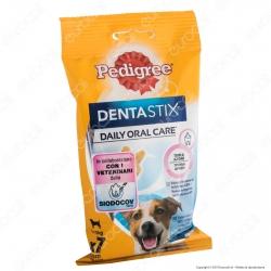 Pedigree Dentastix Small per l'igiene orale del cane - Bustina da 7 Stick
