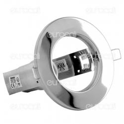 Kanlux RAGO DL-R50-C Portafaretto Rotondo da Incasso per Lampadine E14 - mod.1073
