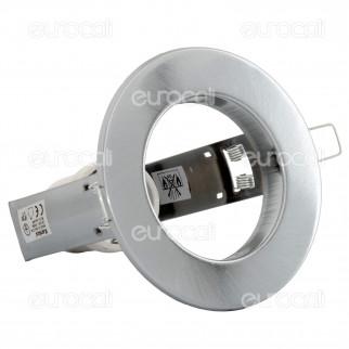 Kanlux RAGO DL-R50-C/M Portafaretto Rotondo da Incasso per Lampadine E14