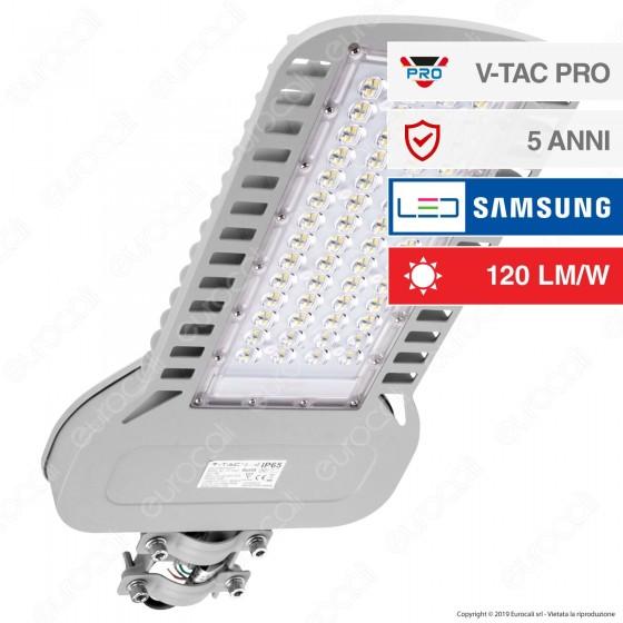 V-Tac PRO VT-154ST Lampada Stradale LED 150W Lampione SMD Chip Samsung - SKU 962 / 963