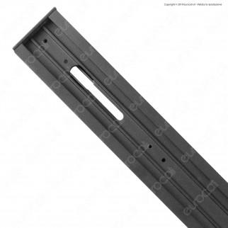 V-Tac Binario per Track Lights Magnetiche Nero 500mm - SKU 7950
