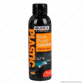 Quixx System Black Plastic Colour Colore Nero per Plastica
