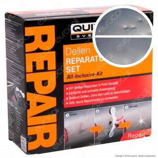 Quixx System Dent Repair Kit Riparazione Ammaccature Carrozzeria Auto