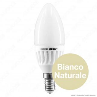 Led Line Lampadina LED E14 9W Candela Ceramic - mod. 248610 / 248627