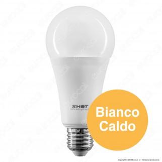 Bot Lighting Shot Lampadina LED E27 Goccia 19W Bulb A67 - mod. ELD1020X2 / ELD1020X3 / ELD1020X1