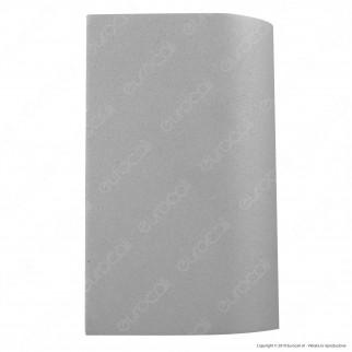 Sure Energy Ener-J Portalampada Doppio Applique Wall Light da Muro IP44 per 2 Lampadine GU10 - mod. T704