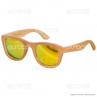 Northweek in Legno Northwood Mod. 01 - Occhiali da Sole con Lenti Polarizzate